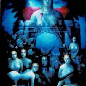 《 三木蘭 象徴主義絵画の世界展 》